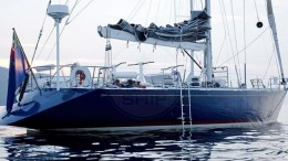 NEWPORT OFFSHORE SHIPYARD - GERMAN FRERS 59