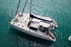 The Privilege 495 is a multihull catamaran that has achieved great success