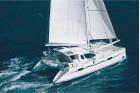 Le Catana 522 offre un séjour à bord réellement agréable
