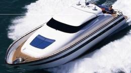 Tecnomar Velvet 26 - Interni e sala macchine / Interior and engine room