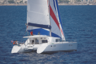The Lagoon 440 is a well-finished multihull catamaran with a good level of equipment