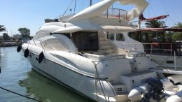 SUNSEEKER - SUNSEEKER 56 MANHATTAN