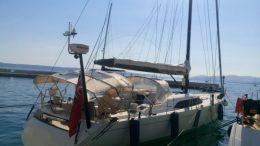 SHIPMAN 63 - W80729/V
