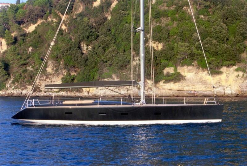 maxi dolphin 65 by luca brenta