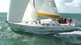 OCEANIS 473 CLIPPER - W82860/V