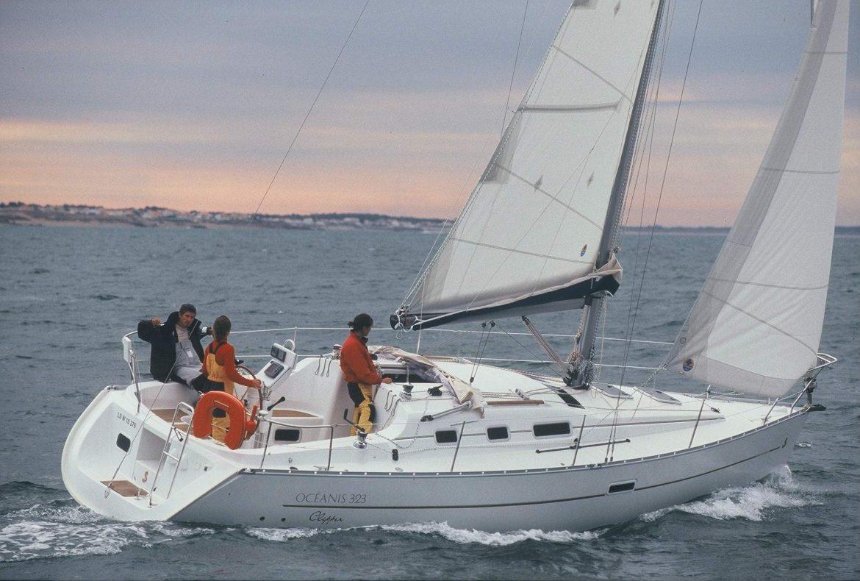oceanis323nav