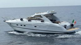 PRINCESS YACHTS - PRINCESS V50
