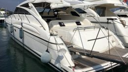 PRINCESS YACHTS - PRINCESS V58