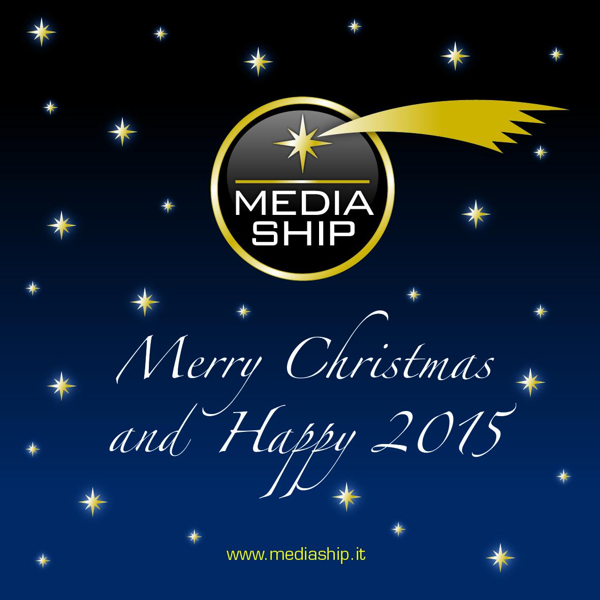 Feliz Navidad y feliz año 2015