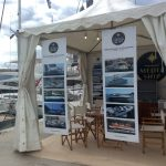 palma boat show stand mediaship