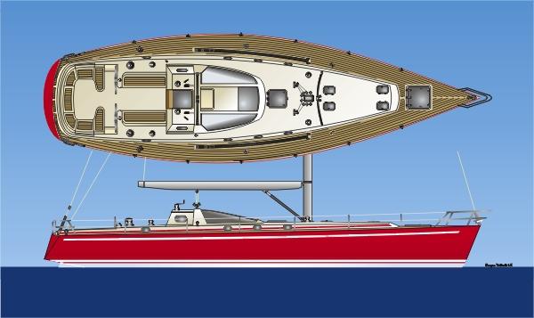 VR 54 Oceano Vallicelli layout