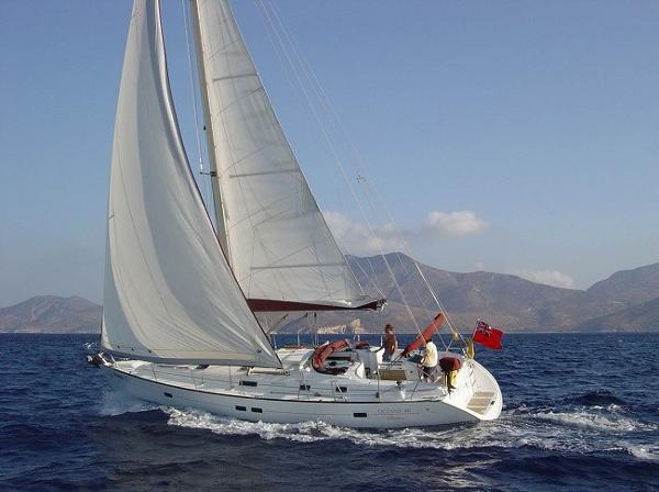 Oceanis 411 Clipper ext
