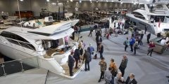 London Boat Show 2017 – England, January 6-15