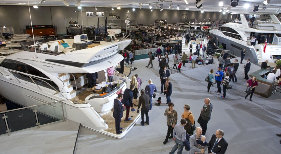 london-boat-show