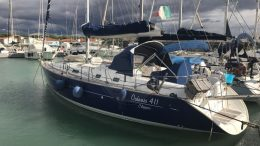 OCEANIS 411 CLIPPER